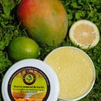 beurre de karité mangue et citron