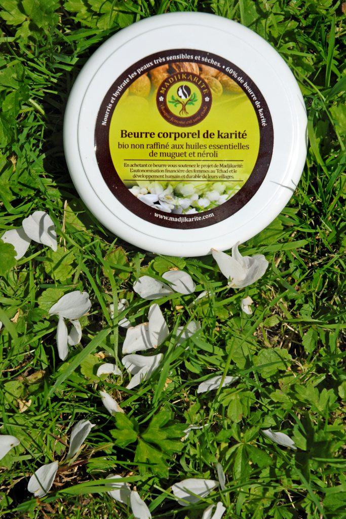 beurre de karité au muguet et néroli